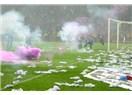Direkler ve tribünler... Trabzonspor 1-1 Fenerbahçe