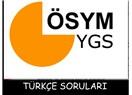 YGS Türkçe soruları zor mu?