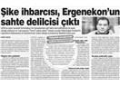 Şike ve Ergenekon