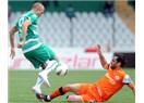 Bursa Avrupa'yı istiyor... Bursaspor 3-2 İBB