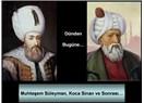 Muhteşem Süleyman, Koca Sinan ve sonrası…