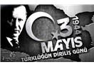 ''3 Mayıs'' bilen kaç kişiyiz?