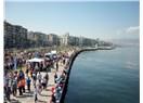 İzmir'in denizi kız, kızı deniz, festivali boyoz...