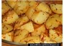 Fırında Kekikli Patates