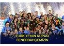 Kupa Şampiyonu Fenerbahçe !
