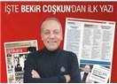 Gazeteci Bekir Coşkun'u Destekleme Yazısı !