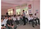 Mersin'de Uyuşturucuyla Eğitsel Mücadele Seminerleri devam ediyor