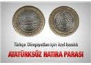 Atatürk kadar başınıza taş düşsün!