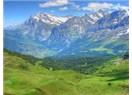 Karadeniz ve İsviçre dağlarının farkı