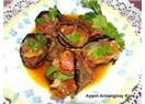 Mor abiyeli patlıcana; İmam Bayıldı!!!
