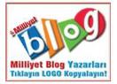 """""""Milliyet Blog"""" fikrinin, büyük bir sosyal proje statüsüne gelmesine katkı sağlayanlara teşekkürler"""