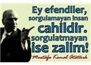 Bu söz Atatürk'e ait değildir