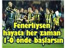 Fenerbahçe Şampiyonlar Ligi'ne bile gidemez!