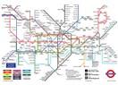 Londra metro haritası kılavuzu (London tube map)