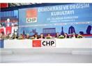 CHP 34. olağan kurultayı üzerine