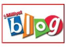 Milliyet Blog'a ufak bir iki tavsiye....