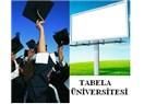 Tabela Üniversitesi ve eğitim
