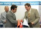 Türkiye'nin ilki MTSOB Endüstri Meslek Lisesi'ne yeni bina