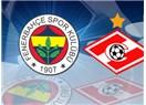 Fenerbahçe Spartak Moskova maçı sonucu turu kim geçer?