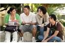 Amerikadan gelen universite ogrencileri ile ilginc sohbet