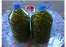 Yeşil biber turşusu