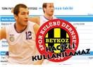 Beykoz Spor Kulübü Derneği'nin logosu haczedildi