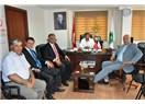 CHP heyeti DSYB'ni ziyaret etti