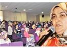 """AK Partili kadınlara """"şiddet"""" konferansı"""