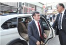 Osman Pamukoğlu Beykoz'da açılış yaptı