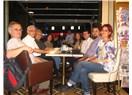 Halis Kurtça Kültür Merkezi Konseri sonrası Dostlarımızla toplandık.