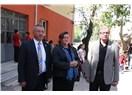 CHP, süresi içinde bitirilmeyen okul inşaatlarını denetledi