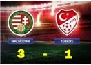 Milli Takımı izlemek eziyet oldu (Macaristan 3-1 Türkiye)