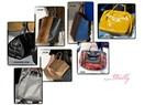 Nee biri büyük çantalar mı dedi :)