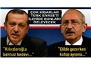 Tayyip ve Kemal'in kibarlıkları bizi öldürecek…