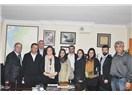 CHP Dost Beykoz'da çay molası verdi
