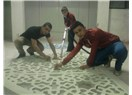 Edirne Selimiye Cami revzen imalatları, içlik ve dışlık, vitray