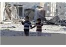 Gazze semalarında bir ateş