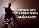 Engellilere yapılan bir ayrımcılık örneği… Blog yazan kişinin suç işleme hakkı var mıdır?