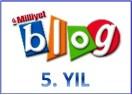 Milliyet Blog'da 5. Yıl