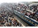 Hindistan'da tren yolculuğu