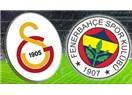 Galatasaray Fenerbahçe 2-1