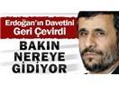 İran Cumhurbaşkanı Ahmedinejad, Erdoğan'ı pas geçti, Irak'a yöneldi,