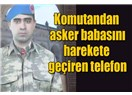 Kars'ta askere komutanından dayak