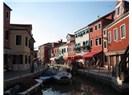 Burano Adası - Venedik - İtalya