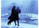 """Kaçın """"yağmur geliyor"""""""