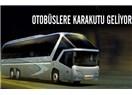 Otobüslere de kara-kutu sistemi geliyor...