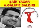 PİR SULTAN ABDAL KÜLTÜR DERNEĞİ'NDE SALDIRI