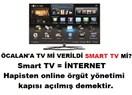 Öcalan'a TV mi verildi yoksa Smart TV'mi?