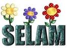 Selam, sevgi ve saygı