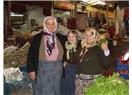 Onlar 60 Yaşı geçmiş Emektar Pazarcılar…
